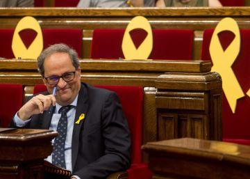 Torra invita a Sánchez a una segunda reunión en septiembre en Barcelona