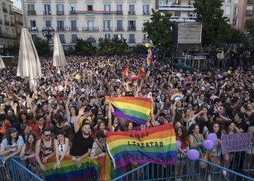 El desfile del Orgullo Gay 2018, en directo