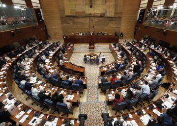 La izquierda se rompe en Madrid con el primer golpe de la legislatura