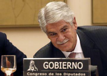Alfonso Dastis interviene en el Foro Cinco Días