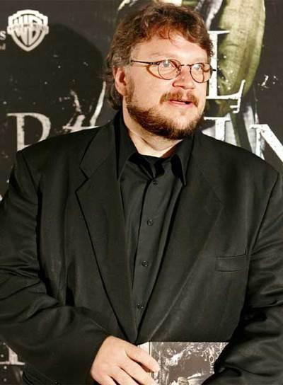 Guillermo del Toro y El Hobbit