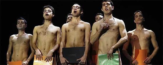chicos desnudos bailando Search -