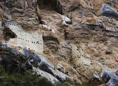Excavaciones a 3.000 metros