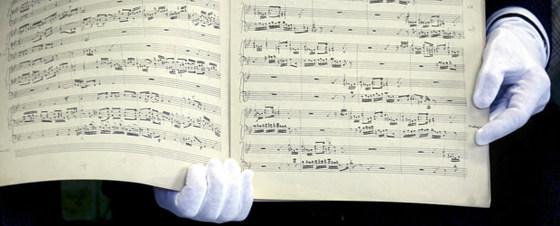 Un musicólogo presenta la fantasía coral de Bach, recién descubierta