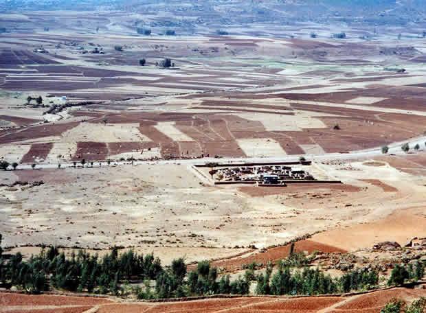 Aquí vivió la Reina de Saba - ¿Refugio del Arca de la Alianza?