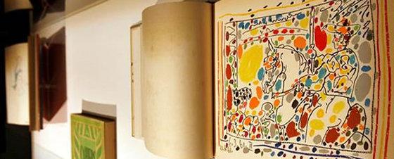 obras de picasso. Nueve libros del Museo Picasso