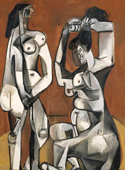 obras de picasso. hot TEFAF obras de Picasso,