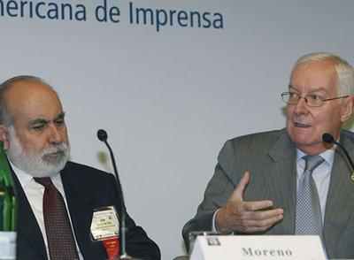 director_Real_Academia_Espanola_Lengua_Victor_Garcia_Concha_derecha_junto_director_Academia