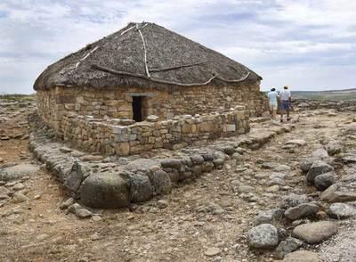 El yacimiento arqueológico de Numancia