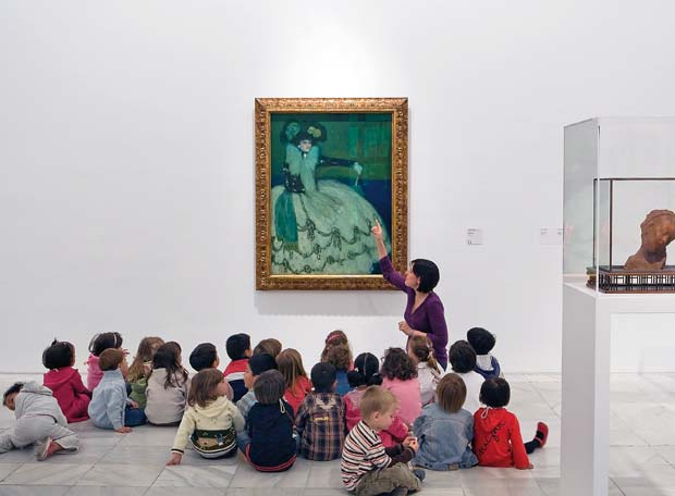 Goya y 'Guernica', estrellas del Reina Sofía  - Museo Reina Sofía