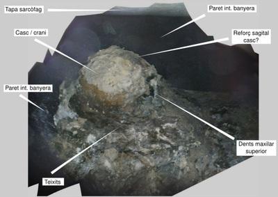 La momia de Pere el Gran