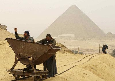Hallazgos en Egipto
