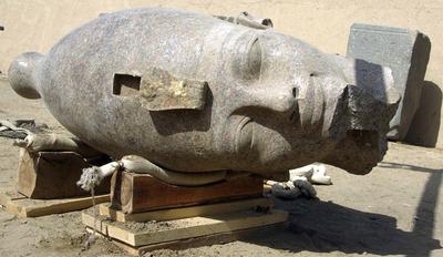 Hallazgo en Luxor