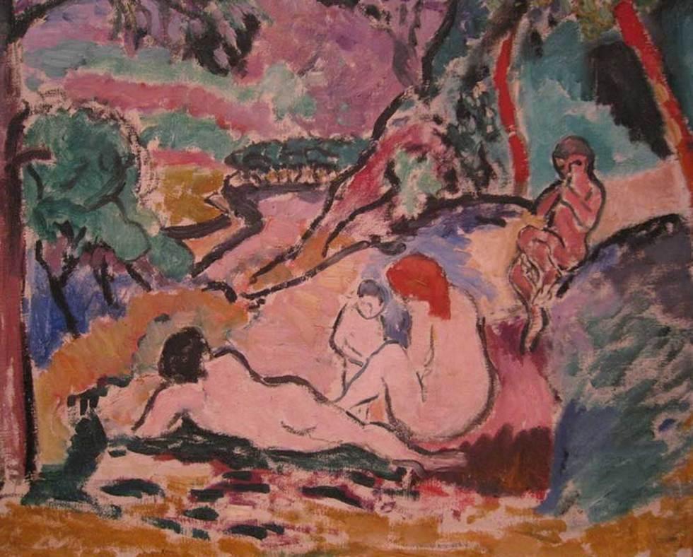 'La pastorale' de Henri Matisse