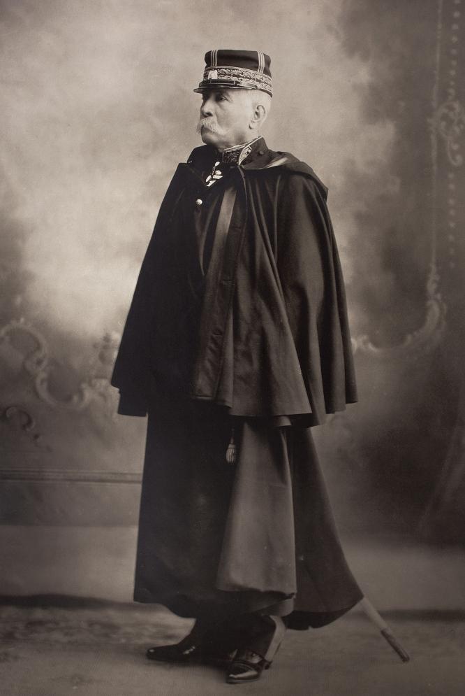 El general Porfirio Díaz, presidente de México de 1877 a 1911.