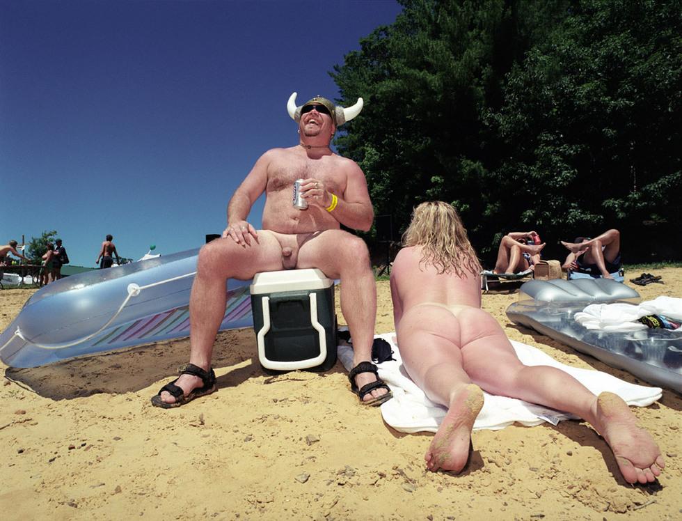 Muestra de video gratuita nudista