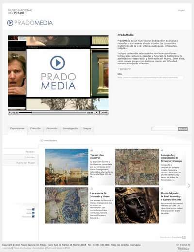 El Prado Virtual
