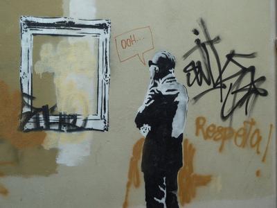 El supuesto Banksy
