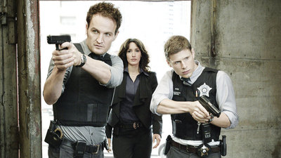 """The Chicago code"" (TV serie 2011) /protagonista principal - Página 3 Imagen_promocional_serie_The_Chicago_Code"