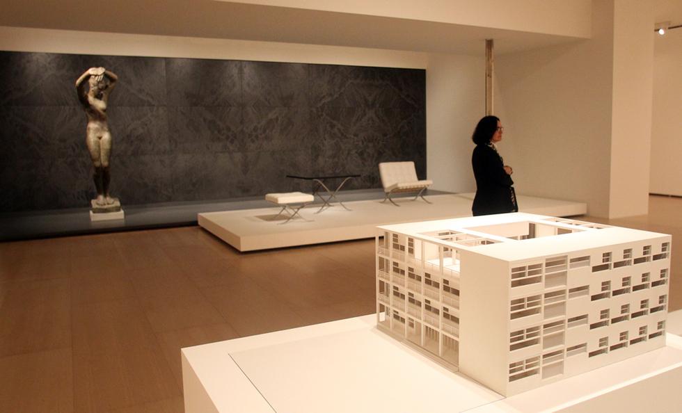 Caos y clasicismo en el Guggenheim. LUIS ALBERTO GARCÍA