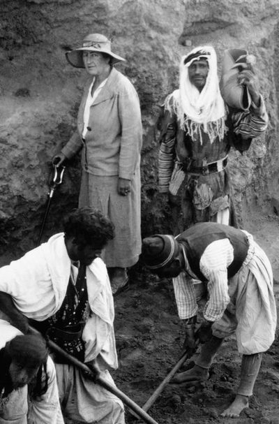 Los marfiles que Agatha Christie salvó