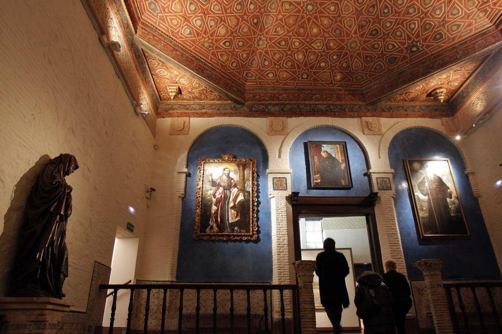 La renovación del museo ha supuesto la eliminación de sus barreras arquitectónicas, la creación de espacios de esparcimiento y mejoras en la climatización, seguridad y electricidad del edificio. GORKA LEJARCEGI