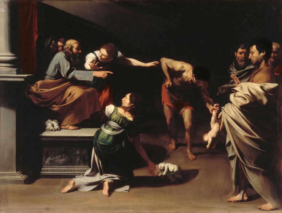 'El juicio de Salomón'