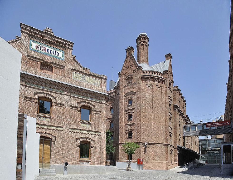 Fotos el patrimonio industrial de espa a cultura el pa s for Calle prado jerez madrid