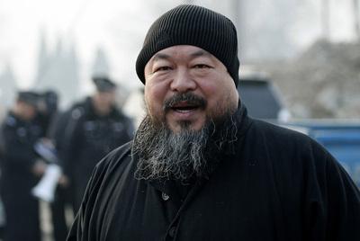Ai Weiwei, en diciembre de 2010 en Pekín.- ANDY WONG (AP)
