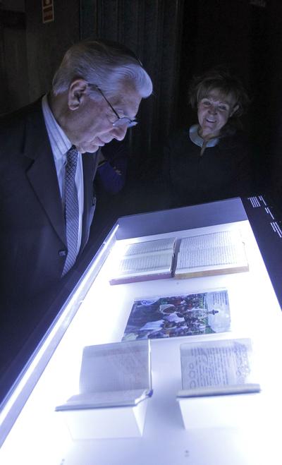Vargas Llosa en el Instituto Cervantes