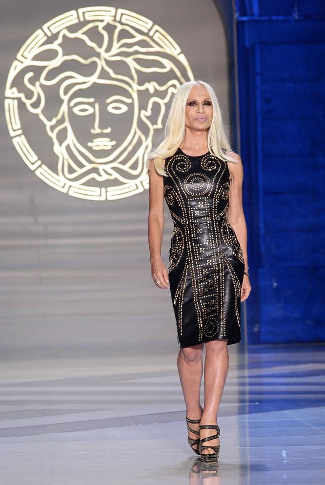 Colaboración entre Versace y H&M