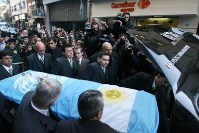Detenidos por el asesinato de Cabral