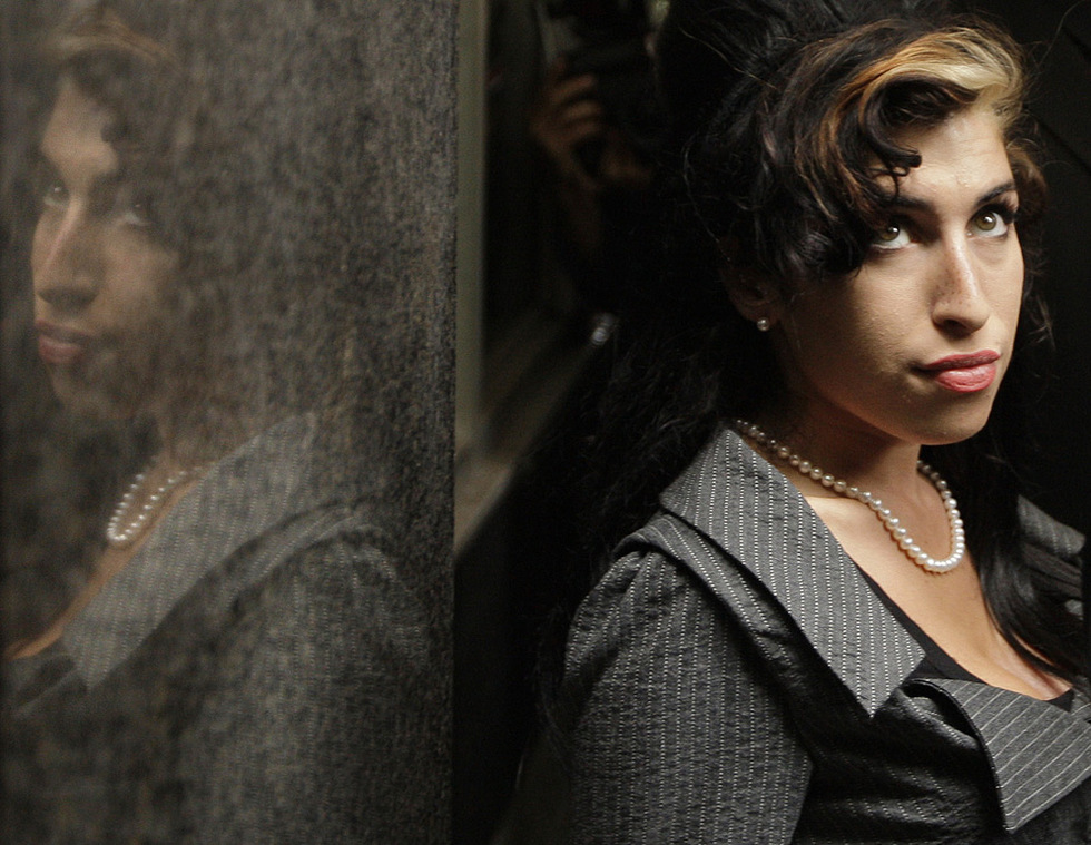 Muere Amy Winehouse