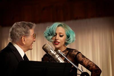 Bennett y Gaga