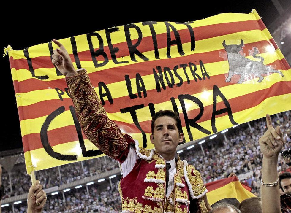 el toreo catalán
