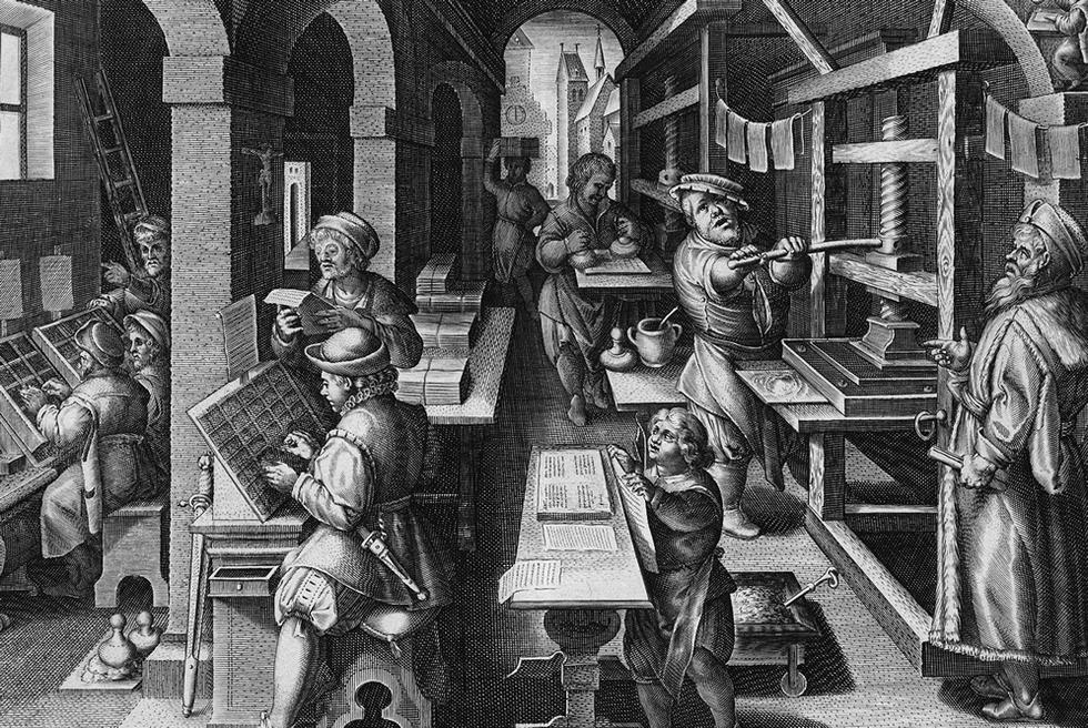 Tesoros de tres siglos de historia  - 'El libro como universo'