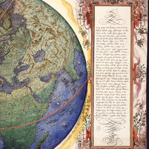 Tesoros de tres siglos de historia  - Joya de la cartografía