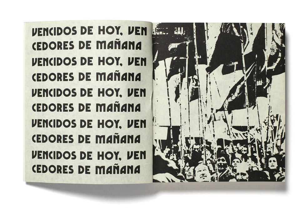 Pages from 'Chile o muerte'