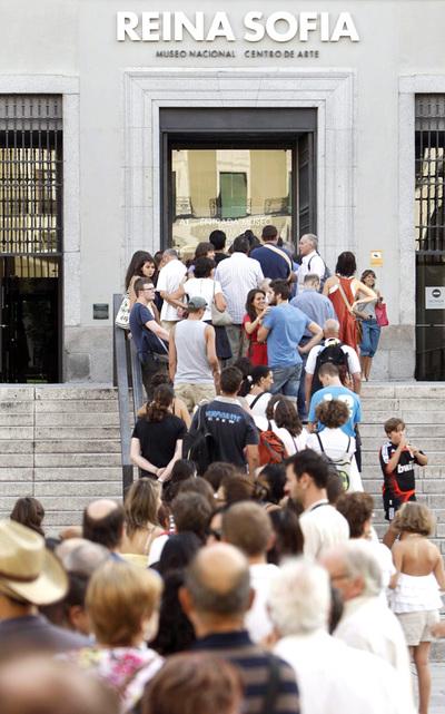 Los museos españoles no entienden las redes sociales
