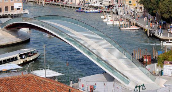calatrava bridge venice photos - photo#9