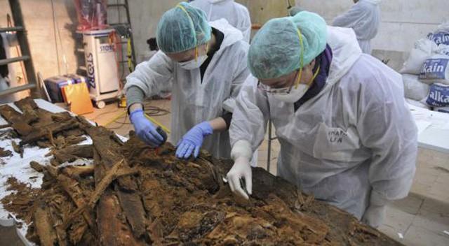 Resultado de imagen de cadaver cervantes