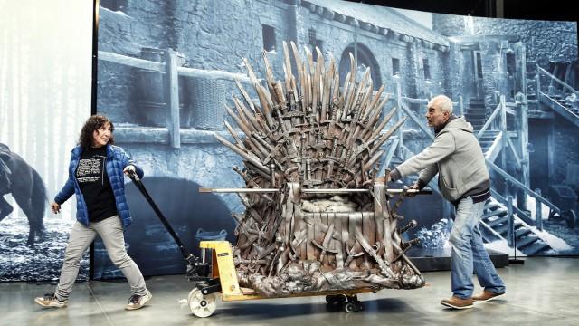 Juego de tronos una exposici n a este lado del muro for Decoracion juego de tronos