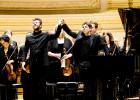 El Carnegie Hall, en los jardines de España