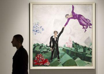 La vuelta a los orígenes de Marc Chagall