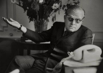 Las cenizas de Truman Capote, vendidas por 40.000 euros, irán de fiesta