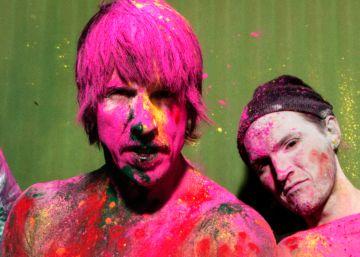 La reinvención de Red Hot Chili Peppers