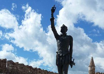 Lepanto recuerda al joven soldado Miguel de Cervantes