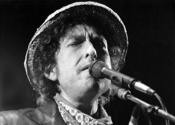 Dylan, premio Nobel de Literatura 2016