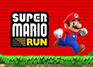 Super Mario llega corriendo a los móviles