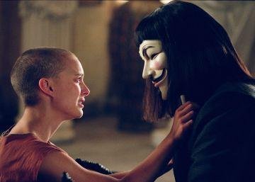 ?V de Vendetta?, cine comercial con reivindicaciones sociales
